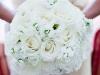 BIG White Bridal Bouquet