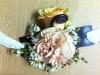 Steampunk corsage